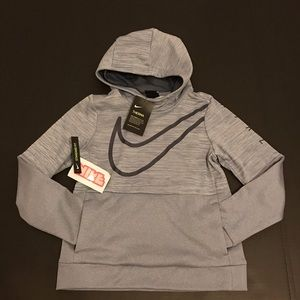 Nike Girls' Training Pullover Hoodie Size M